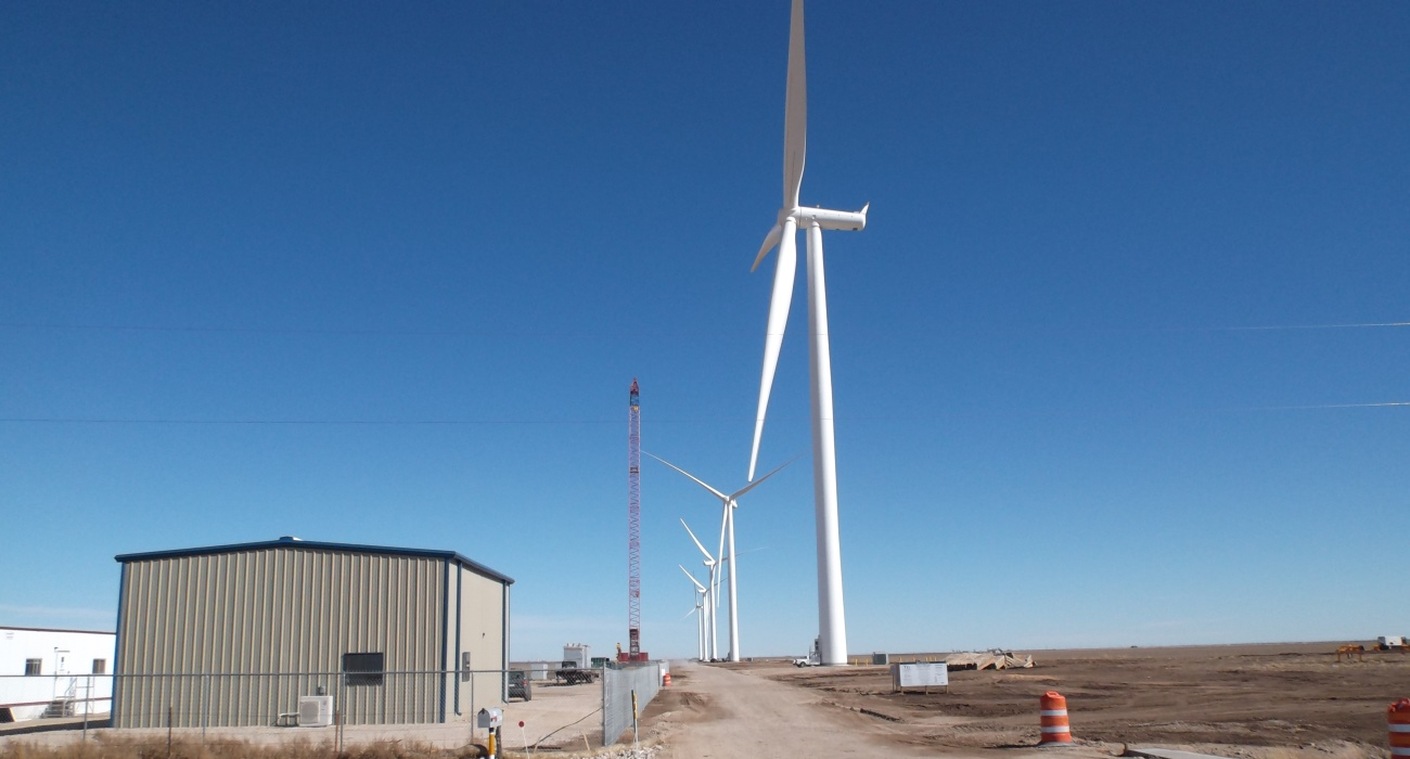 #3-PREP Wind Farm 02-13-2014 Day