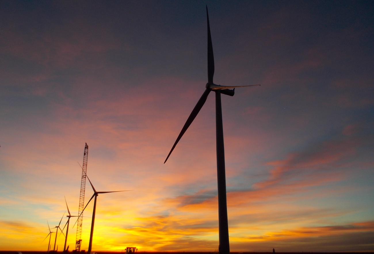 PREP Wind Farm    Sunrise