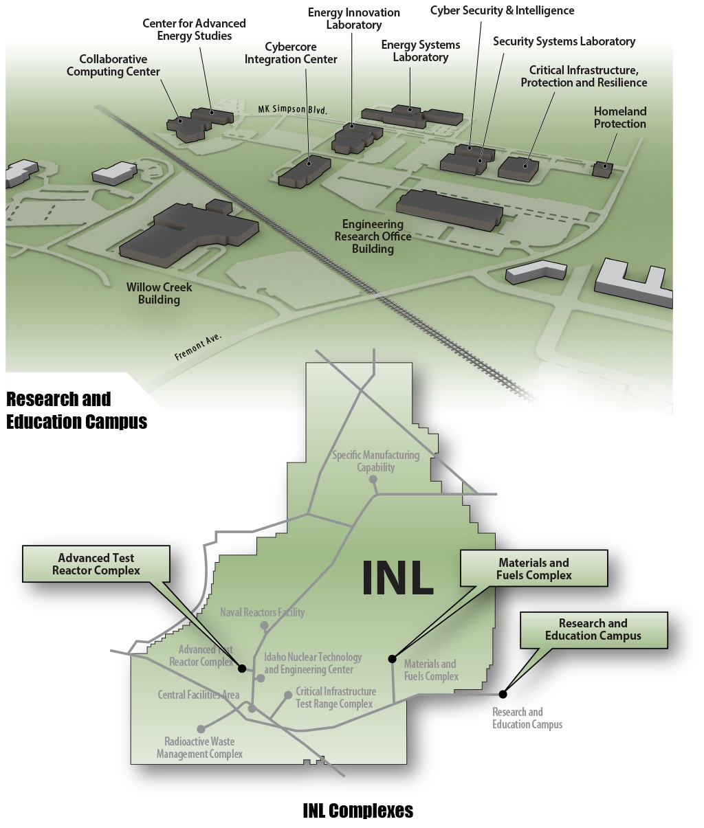 INL Visitor Map Preview