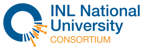 R INL NUC Logo Left Stacked Color