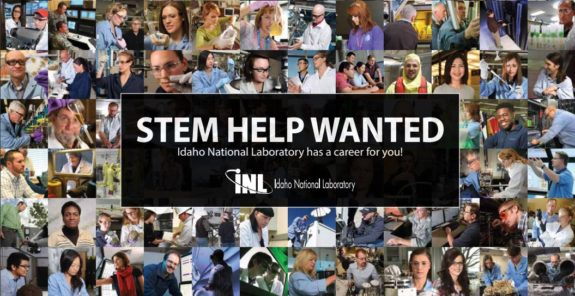 STEM Help Wanted INL