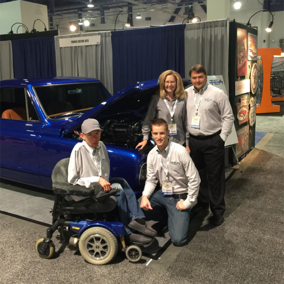 Martinson Builders: Project Manager Makes Car Restoration A Family Affair